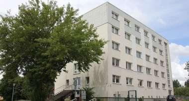 Umbau und Sanierung ehemaliges Wohngebäude zur Verwaltung