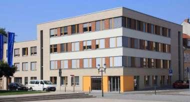 Neubau Verwaltung und zentrale Dienste